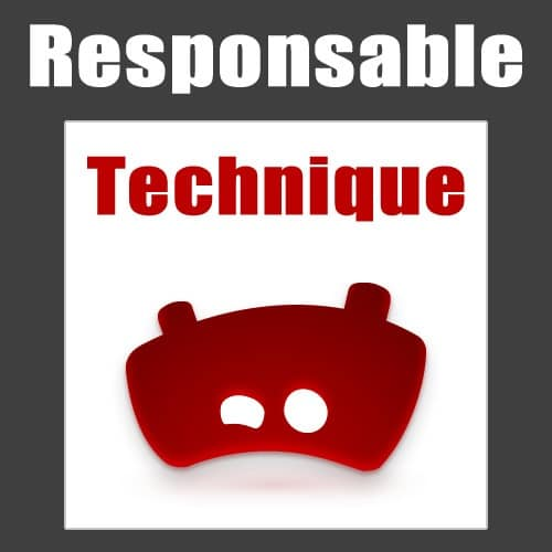 Responsable technique